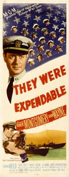 They Were Expendable - Movie Poster (xs thumbnail)
