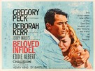 Beloved Infidel - British Theatrical poster (xs thumbnail)