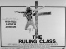 The Ruling Class - Movie Poster (xs thumbnail)
