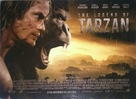 The Legend of Tarzan - British Movie Poster (xs thumbnail)
