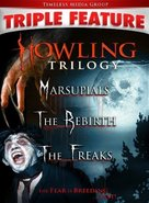Howling VI: The Freaks - DVD movie cover (xs thumbnail)