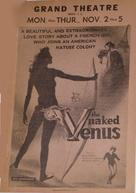 The Naked Venus - Movie Poster (xs thumbnail)