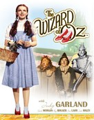 The Wizard of Oz - DVD movie cover (xs thumbnail)