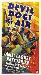 Devil Dogs of the Air - Movie Poster (xs thumbnail)