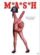 MASH - DVD movie cover (xs thumbnail)