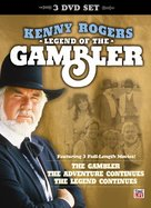 Kenny Rogers as The Gambler: The Adventure Continues - Movie Cover (xs thumbnail)