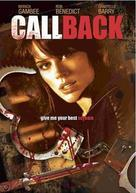 Call Back - Movie Cover (xs thumbnail)