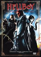 Hellboy - Slovak DVD movie cover (xs thumbnail)