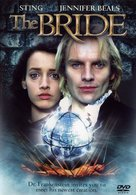 The Bride - DVD cover (xs thumbnail)