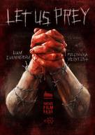 Let Us Prey - German Movie Poster (xs thumbnail)