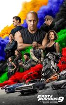 F9 - Belgian Movie Poster (xs thumbnail)
