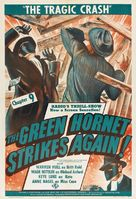 The Green Hornet Strikes Again! - Movie Poster (xs thumbnail)