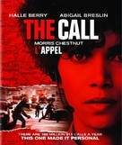 The Call - Canadian Blu-Ray cover (xs thumbnail)
