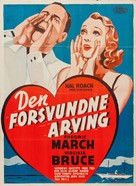 There Goes My Heart - Danish Movie Poster (xs thumbnail)