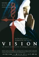 Vision - Aus dem Leben der Hildegard von Bingen - Belgian Movie Poster (xs thumbnail)