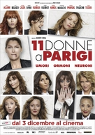 Sous les jupes des filles - Italian Movie Poster (xs thumbnail)