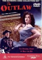 The Outlaw - Australian DVD cover (xs thumbnail)