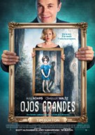 Big Eyes - Mexican Movie Poster (xs thumbnail)