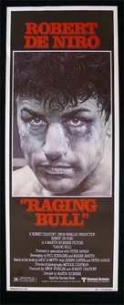 Raging Bull - Theatrical movie poster (xs thumbnail)
