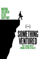 Something Ventured - DVD cover (xs thumbnail)