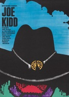 Joe Kidd - Polish Movie Poster (xs thumbnail)