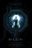 Moon - Polish Movie Poster (xs thumbnail)