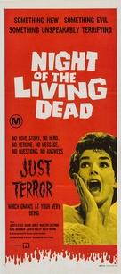 Night of the Living Dead - Australian Movie Poster (xs thumbnail)