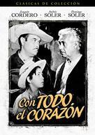 Con todo el corazón - Mexican Movie Cover (xs thumbnail)