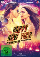 Happy New Year - German DVD cover (xs thumbnail)