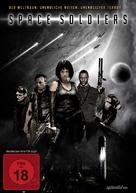 Scavengers - German DVD cover (xs thumbnail)