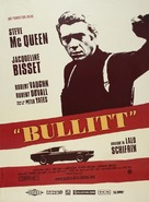 Bullitt - French Movie Poster (xs thumbnail)