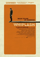 Whiplash - German Movie Poster (xs thumbnail)
