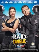 Raid dingue - French Movie Poster (xs thumbnail)
