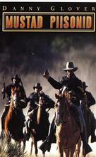 Buffalo Soldiers - Estonian VHS movie cover (xs thumbnail)