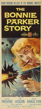 The Bonnie Parker Story - Movie Poster (xs thumbnail)