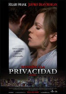 The Resident - Argentinian Movie Poster (xs thumbnail)