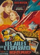 Battle Hymn - French Movie Poster (xs thumbnail)