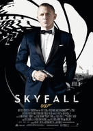 Skyfall - German Movie Poster (xs thumbnail)
