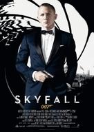 Skyfall - German Movie Poster (xs thumbnail)