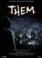 Ils - Danish Movie Poster (xs thumbnail)