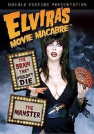 """Elvira's Movie Macabre"" - DVD movie cover (xs thumbnail)"