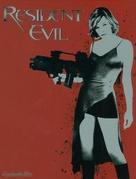Resident Evil - German Blu-Ray movie cover (xs thumbnail)