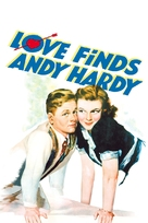 Love Finds Andy Hardy - Movie Cover (xs thumbnail)