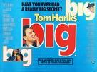 Big - British Movie Poster (xs thumbnail)