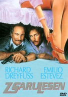 Stakeout - Hungarian DVD movie cover (xs thumbnail)