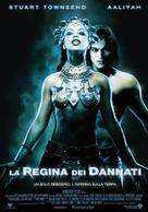 Queen Of The Damned - Italian Movie Poster (xs thumbnail)