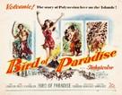 Bird of Paradise - Movie Poster (xs thumbnail)