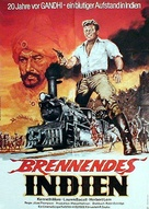 North West Frontier - German Movie Poster (xs thumbnail)
