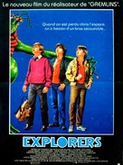 Explorers - French Movie Poster (xs thumbnail)