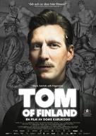 Tom of Finland - Swedish Movie Poster (xs thumbnail)